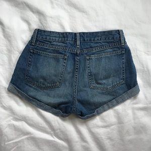 Bullhead Shorts - Bullhead Denim Shorts size 25